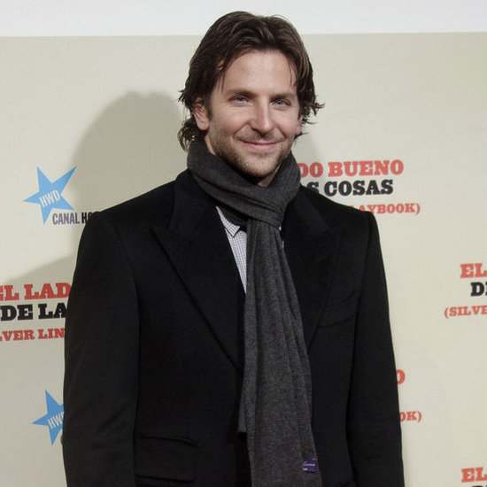 Bradley Cooper at Silver Linings Madrid Premiere   Pictures