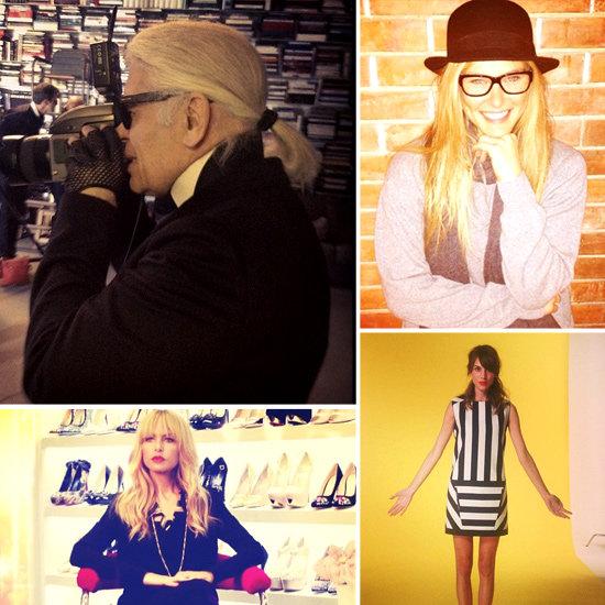 Celebrity Social Media Pictures   Week of Jan. 17, 2013