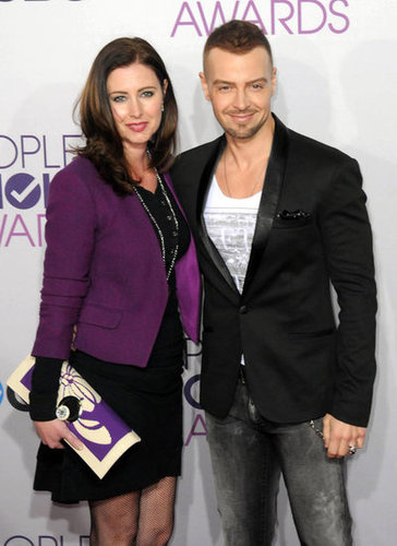 Joey Lawrence and Chandie Yawn-Nelson