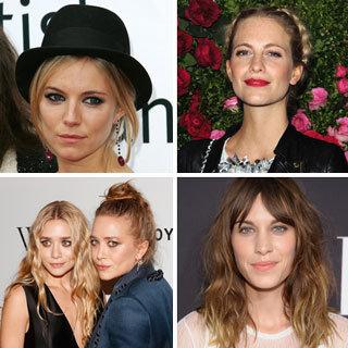 Festival Hair Celebrity Inspiration: Kate Bosworth Festival