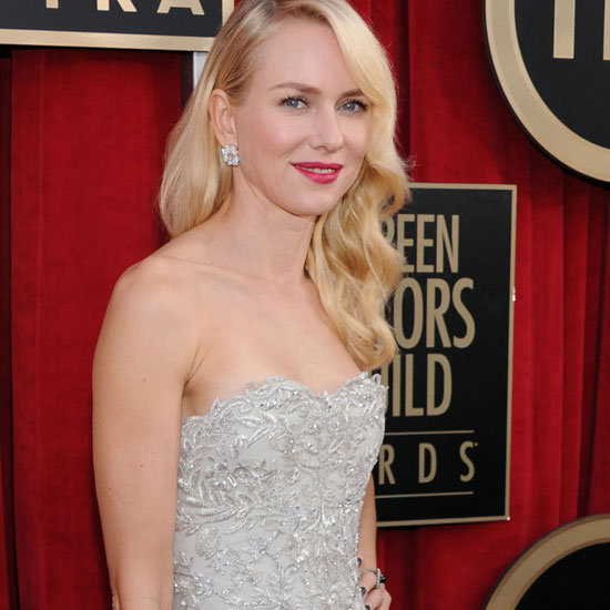 Naomi Watts and Liev Schreiber at 2013 SAG Awards