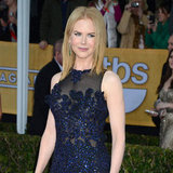 Nicole Kidman at the SAG Awards 2013