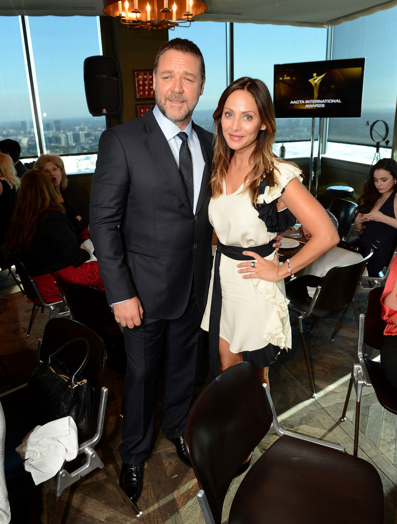Russell Crowe & Natalie Imbruglia