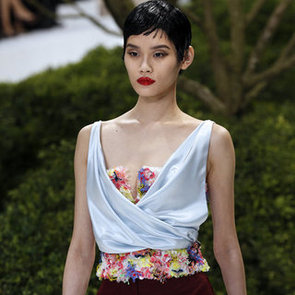 Christian Dior Couture Spring 2013   Pictures