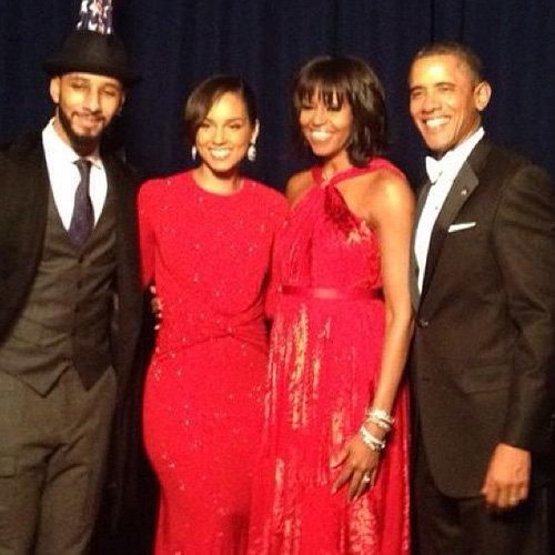 Inauguration 2013: Best Celebrity Instagram Photos