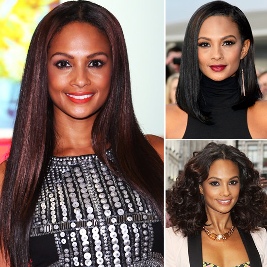 Alesha Dixon Hairstyles