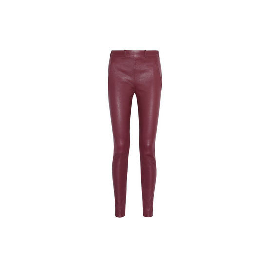 Leather is set to stray strong for Winter 2013, so we say invest while the northern hemisphere is on sale! Pants, approx $719 (was approx $1,438), Acne at Net-a-Porter