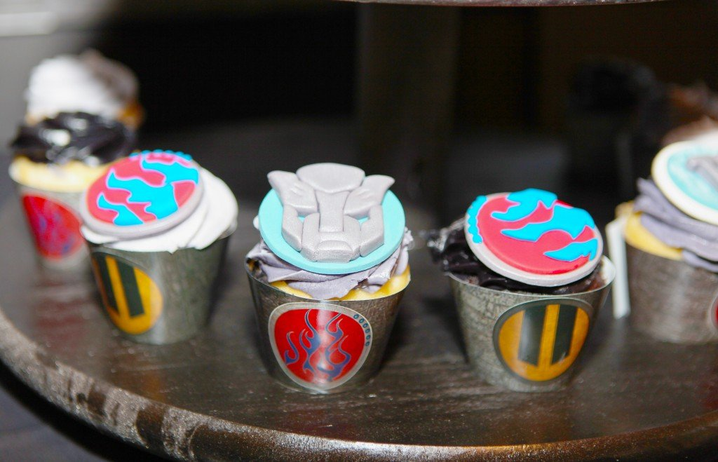 Cupcakes, Transformed