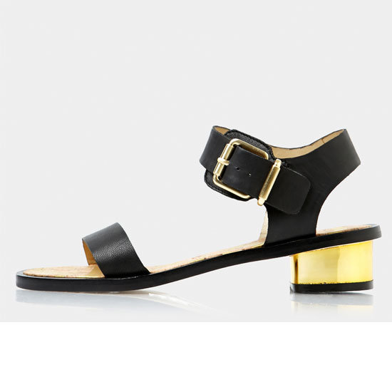 I have no idea what my plans for Australia Day are yet, but I'm sure black leather sandals will be an appropriate form of footwear. — Jess, PopSugar editor Sandals, $199.95, Senso at Green With Envy