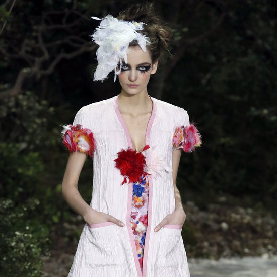 See the Chanel Haute Couture Paris Spring 2013 Runway Show
