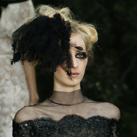 Spring 2013 Haute Couture Fashion Week: Chanel
