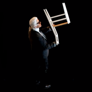 Karl Lagerfeld Cassina Furniture   Behind-the-Scenes Video