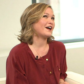 Julia Stiles on Playing Jennifer Lawrence's Sister (Video)