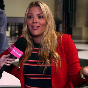 Busy Philipps Talks Baby Announcement and SAG Awards (Video)