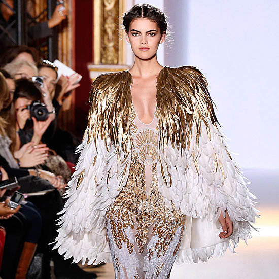 Couture fashion week spring 2013 pictures popsugar fashion for Couture france