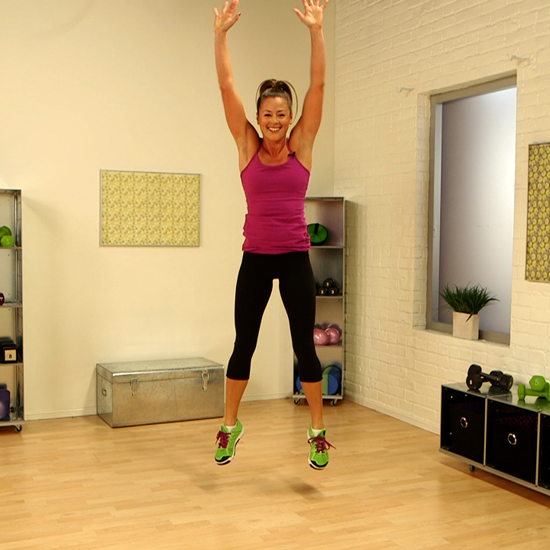Plyometric Workout Challenge: One-Minute Burpee Exercise