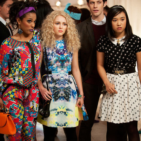 Snoop The Carrie Diaries Season 1 Screen Style Now