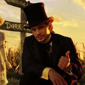 James Franco Interview on Oz The Great and Powerful