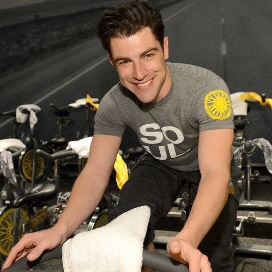 Max Greenfield Workout and New Girl Interview | January 2013