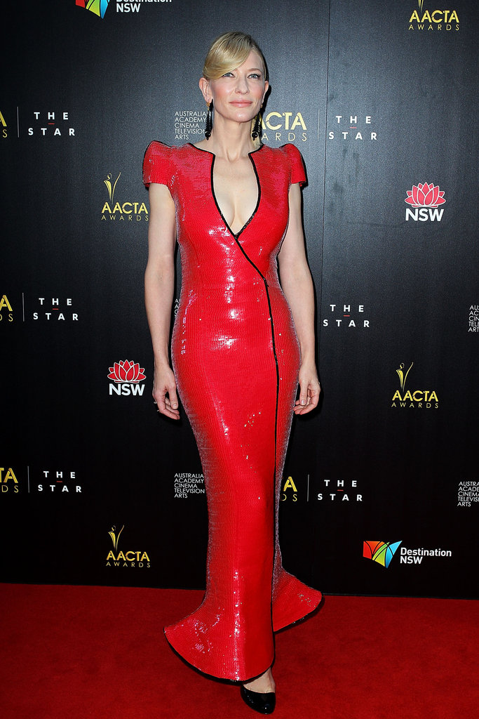 Nicole Kidman and Cate Blanchett Show Their Aussie Pride at the AACTAs