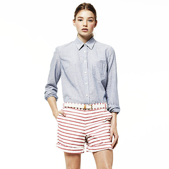 Gap Summer '13  Supplies Us With Neon, Stripes, and a Bit of Edge