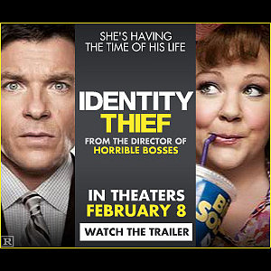 GET A SNEAK PEEK AT IDENTITY THIEF, IN THEATERS TOMORROW