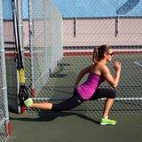 TRX Lower-Body Workout