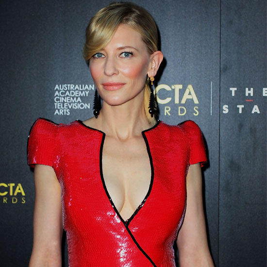 Celebrity Red Carpet Style at Sydney's 2013 AACTA Award
