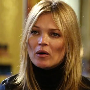 Kate Moss Video Interview: Painting Nails; Rimmel Super Pro