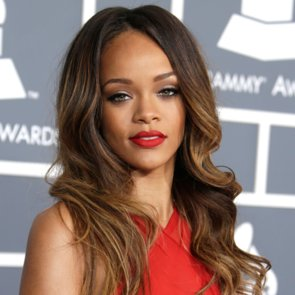 Rihanna | Grammys 2013 Hair and Makeup