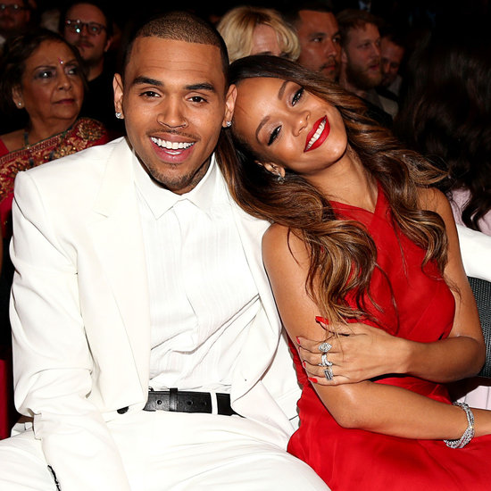 Rihanna and Chris Brown Together at 2013 Grammys