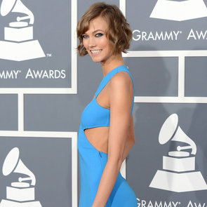 Karlie Kloss Pictures at 2013 Grammy Awards