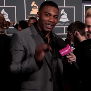 Nelly Interview at Grammy Awards | Video