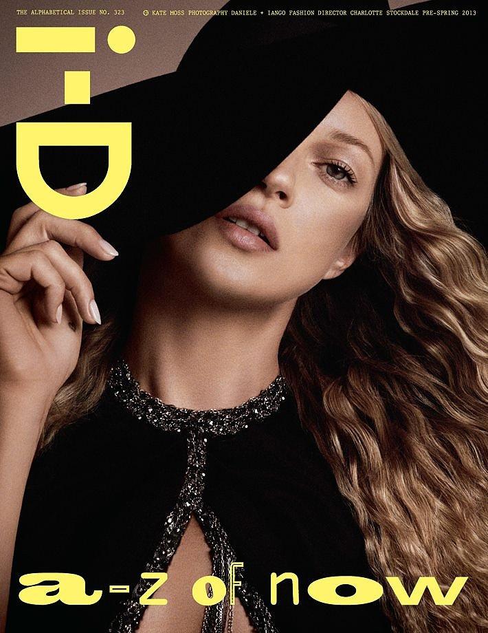i-D Magazine Pre-Spring 2013