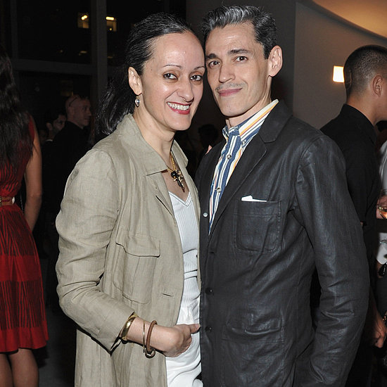 Isabel Toledo and Ruben Toledo