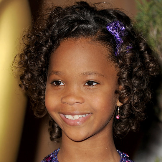 Quvenzhane Wallis Interview at Oscars Luncheon