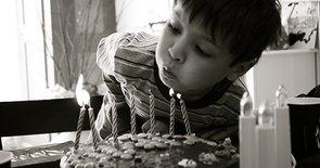 Happy 7th, Birthday Boy!