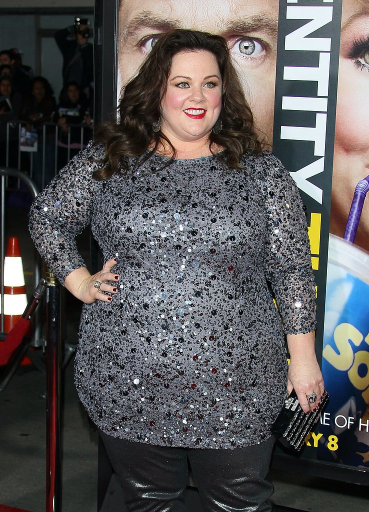 Melissa McCarthy stepped out in LA.