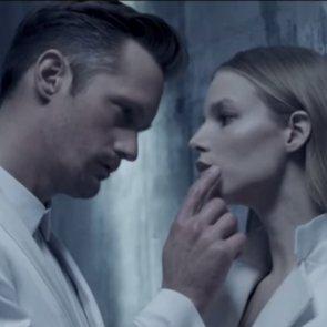 Alexander Skarsgard Calvin Klein Fragrance Video