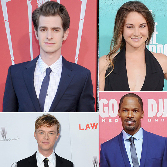 See Who's Been Cast in The Amazing Spider-Man 2