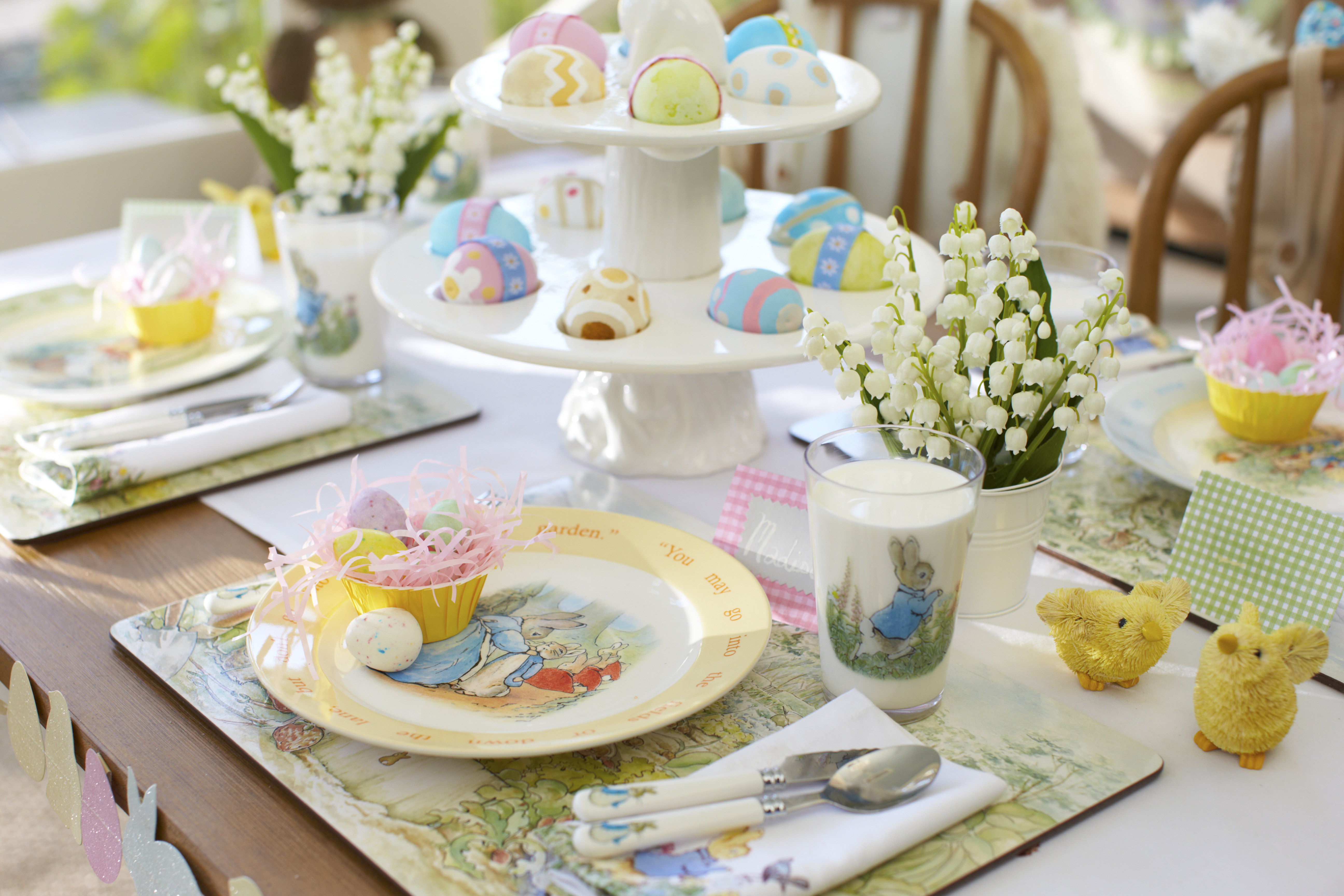 Inspiration for Easter » Talk of the House