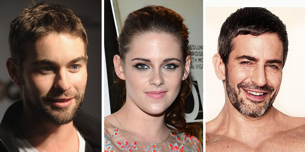 Video: Kristen Stewart's Next Role, Chace as Christian Grey, & More!