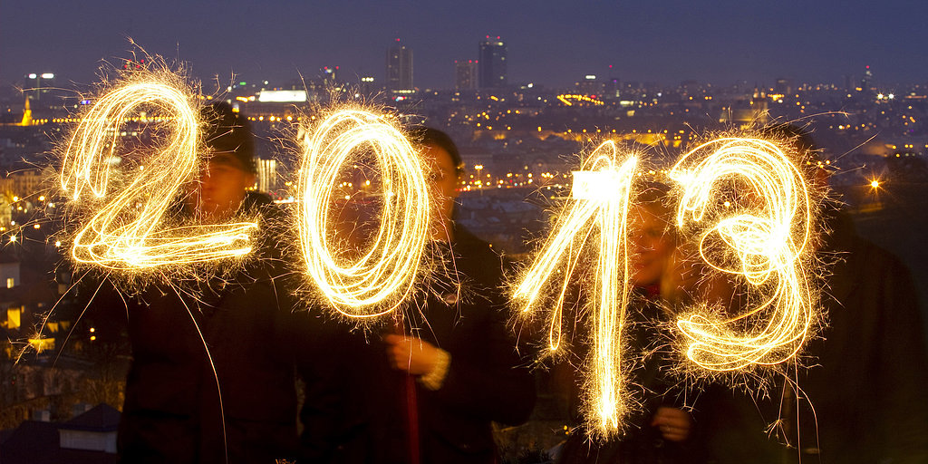 A Resolutionary New Year: Geek Goals For 2013