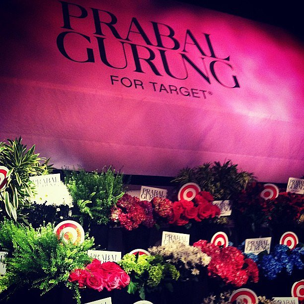 It was love at first sight at Prabal Gurung for Target's launch.