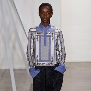 Suno Runway | Fashion Week Fall 2013 Photos