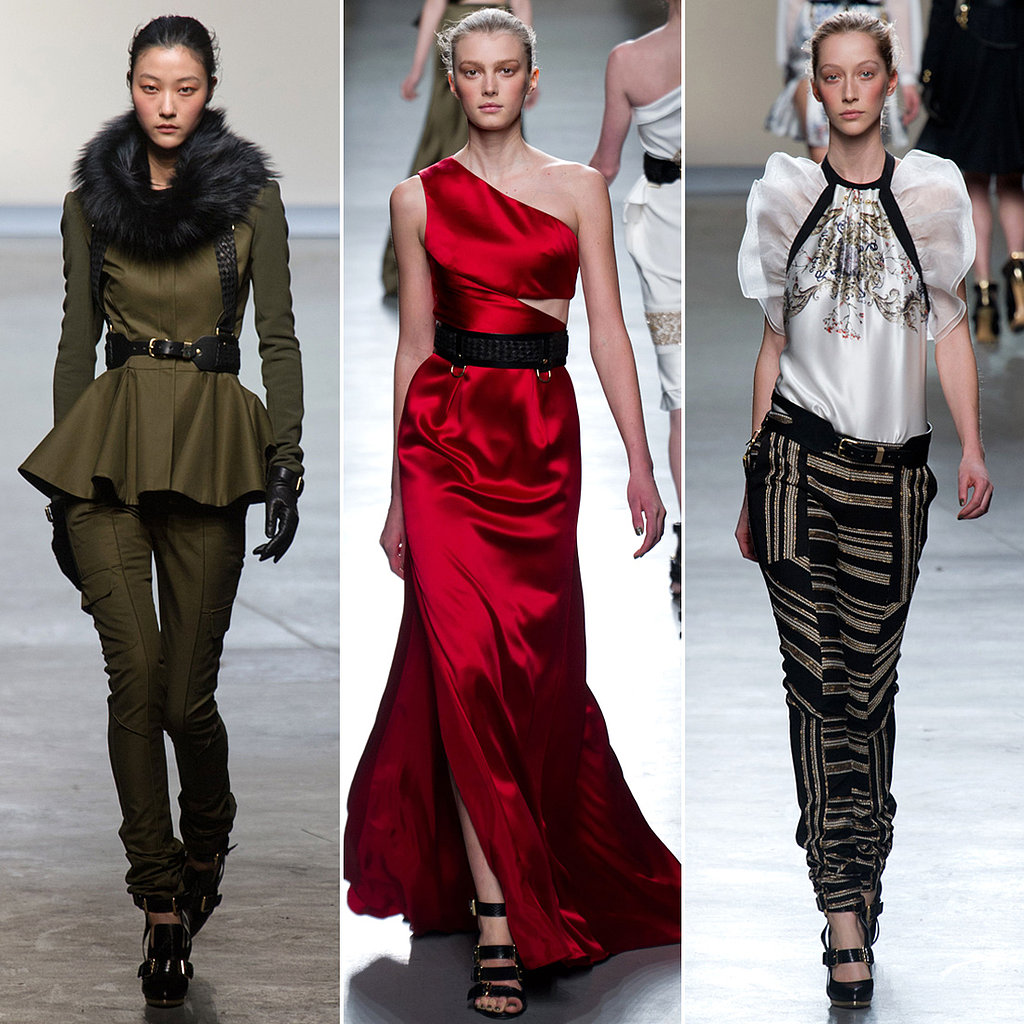 Prabal Gurung Runway | Fashion Week Fall 2013 Photos | POPSUGAR ...