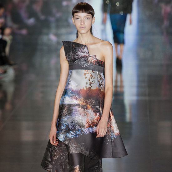 Mary Katrantzou Review | Fashion Week Fall 2013