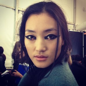 Hair and Makeup Instagram Pictures | Fashion Week Fall 2013