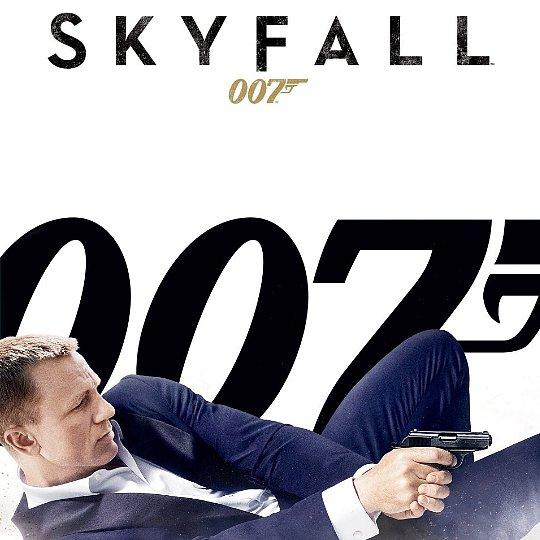 Skyfall DVD Release Date