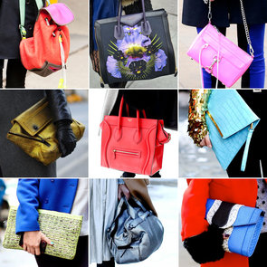 Best Street-Style Bags at Fashion Week | Fall 2013